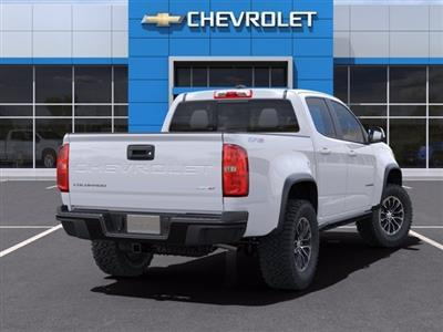 2021 Chevrolet Colorado Crew Cab 4x4, Pickup #M1126177 - photo 2