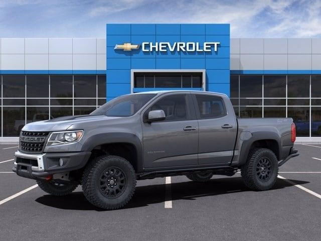 2021 Chevrolet Colorado Crew Cab 4x4, Pickup #M1133189 - photo 1