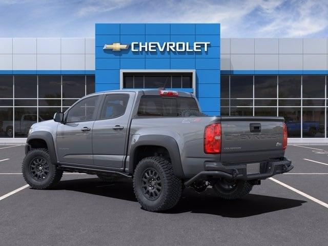 2021 Chevrolet Colorado Crew Cab 4x4, Pickup #M1133189 - photo 2