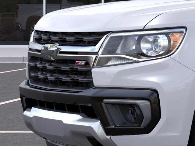 2021 Chevrolet Colorado Crew Cab 4x4, Pickup #M1137889 - photo 11