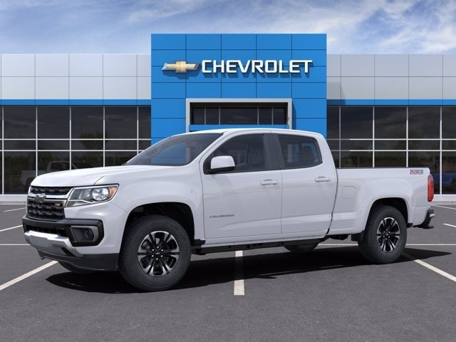 2021 Chevrolet Colorado Crew Cab 4x4, Pickup #M1137889 - photo 1