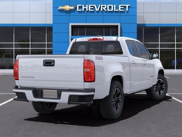 2021 Chevrolet Colorado Crew Cab 4x4, Pickup #M1137889 - photo 4