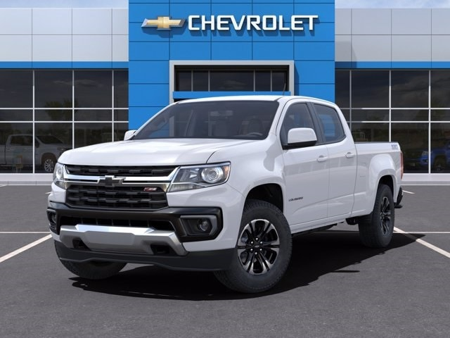 2021 Chevrolet Colorado Crew Cab 4x4, Pickup #M1137889 - photo 6