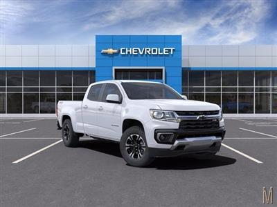 2021 Chevrolet Colorado Crew Cab 4x4, Pickup #M1137889 - photo 3