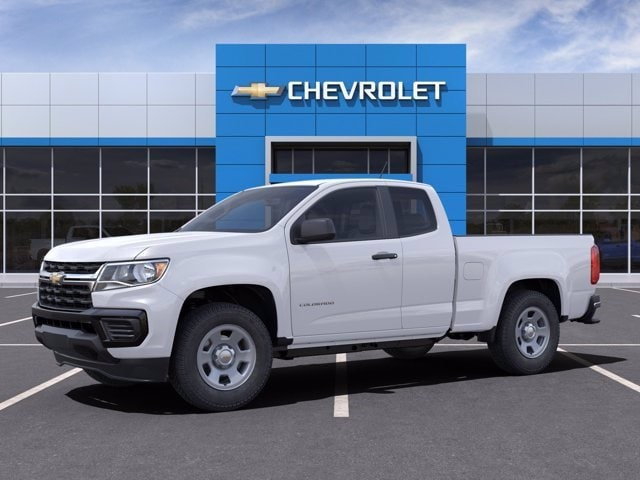 2021 Chevrolet Colorado Extended Cab 4x2, Pickup #M1138391 - photo 3
