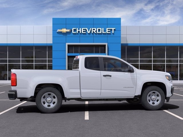 2021 Chevrolet Colorado Extended Cab 4x2, Pickup #M1138391 - photo 5