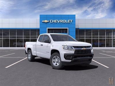 2021 Chevrolet Colorado Extended Cab 4x2, Pickup #M1138391 - photo 1