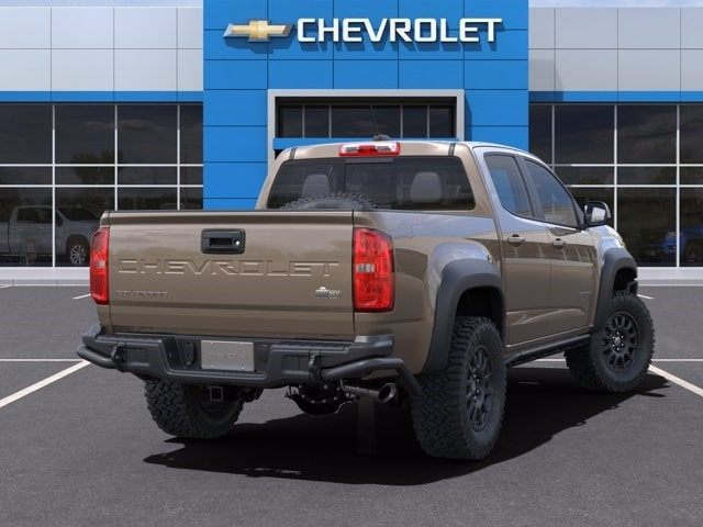 2021 Chevrolet Colorado Crew Cab 4x4, Pickup #M1153631 - photo 2