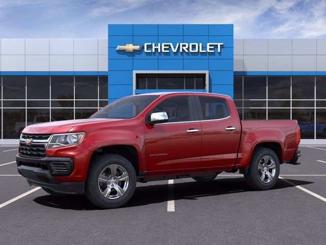 2021 Chevrolet Colorado Crew Cab 4x2, Pickup #M1166717 - photo 3