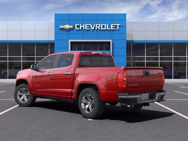 2021 Chevrolet Colorado Crew Cab 4x2, Pickup #M1166717 - photo 4