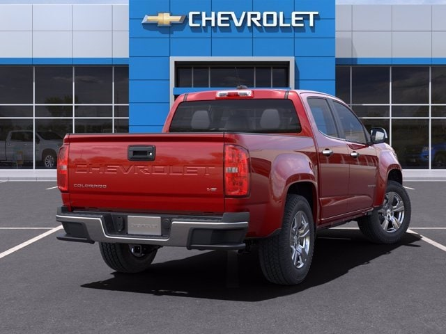 2021 Chevrolet Colorado Crew Cab 4x2, Pickup #M1166717 - photo 2