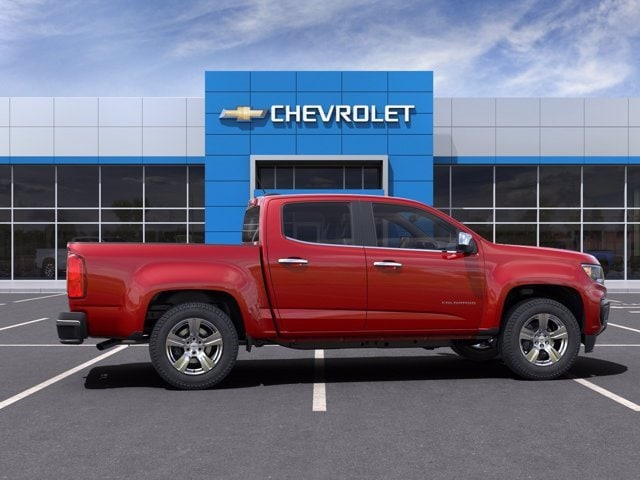 2021 Chevrolet Colorado Crew Cab 4x2, Pickup #M1166717 - photo 5
