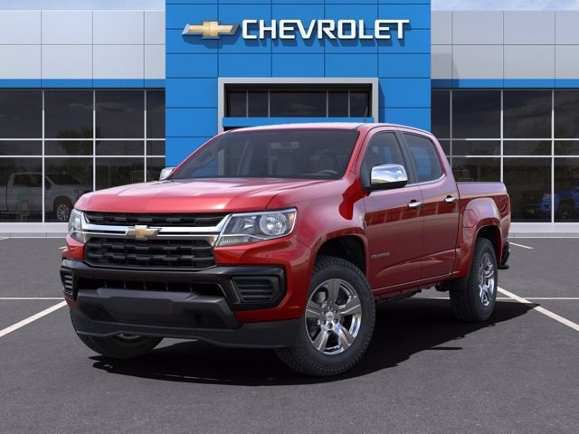 2021 Chevrolet Colorado Crew Cab 4x2, Pickup #M1166717 - photo 6
