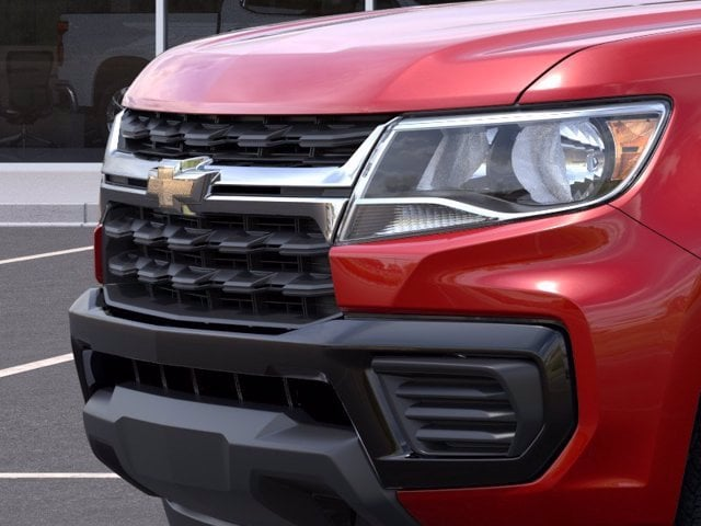 2021 Chevrolet Colorado Crew Cab 4x2, Pickup #M1166717 - photo 11