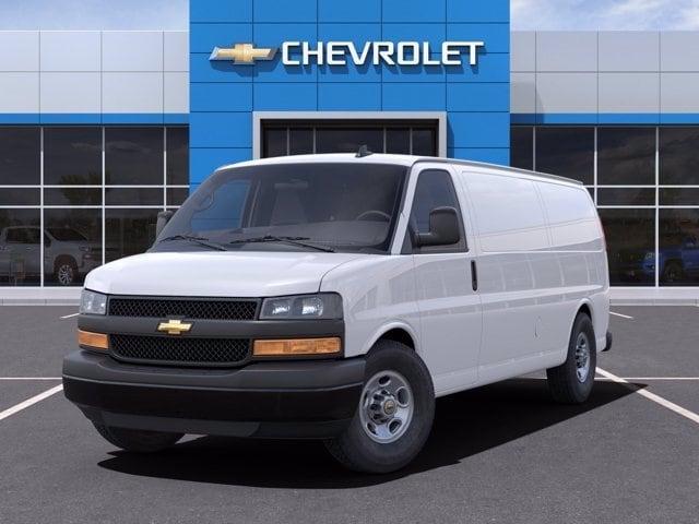 2021 Chevrolet Express 3500 4x2, Empty Cargo Van #M1172328 - photo 6