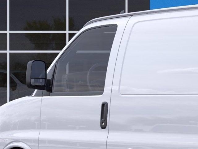 2021 Chevrolet Express 3500 4x2, Empty Cargo Van #M1172328 - photo 10