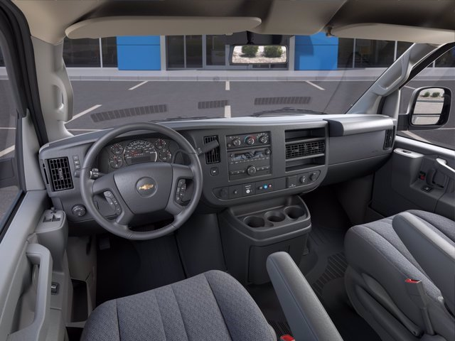 2021 Chevrolet Express 3500 4x2, Empty Cargo Van #M1172328 - photo 12