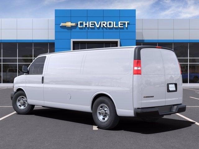 2021 Chevrolet Express 3500 4x2, Empty Cargo Van #M1172328 - photo 4