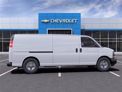 2021 Chevrolet Express 3500 4x2, Empty Cargo Van #M1172328 - photo 5