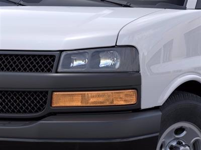 2021 Chevrolet Express 3500 4x2, Empty Cargo Van #M1172328 - photo 8