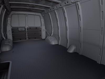 2021 Chevrolet Express 3500 4x2, Empty Cargo Van #M1172328 - photo 14