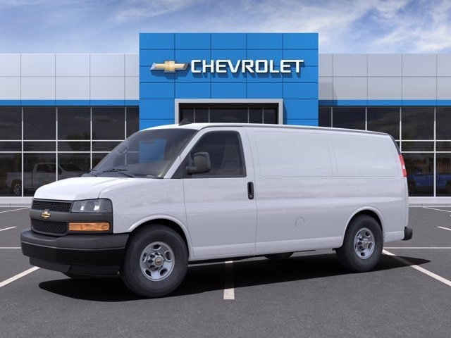 2021 Chevrolet Express 2500 4x2, Empty Cargo Van #M1172462 - photo 3