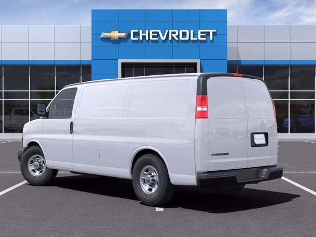 2021 Chevrolet Express 2500 4x2, Empty Cargo Van #M1172462 - photo 4