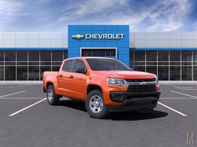 2021 Chevrolet Colorado Crew Cab 4x2, Pickup #M1174838 - photo 1