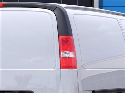 2021 Chevrolet Express 2500 4x2, Empty Cargo Van #M1178100 - photo 9