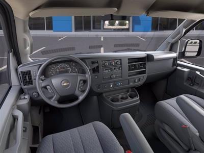 2021 Chevrolet Express 2500 4x2, Empty Cargo Van #M1178100 - photo 12