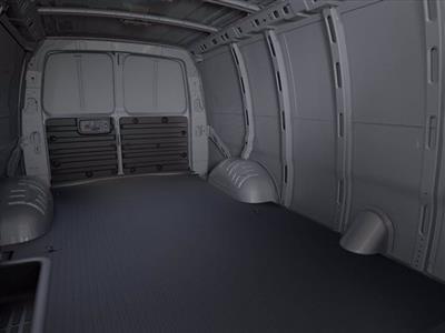 2021 Chevrolet Express 2500 4x2, Empty Cargo Van #M1178100 - photo 14