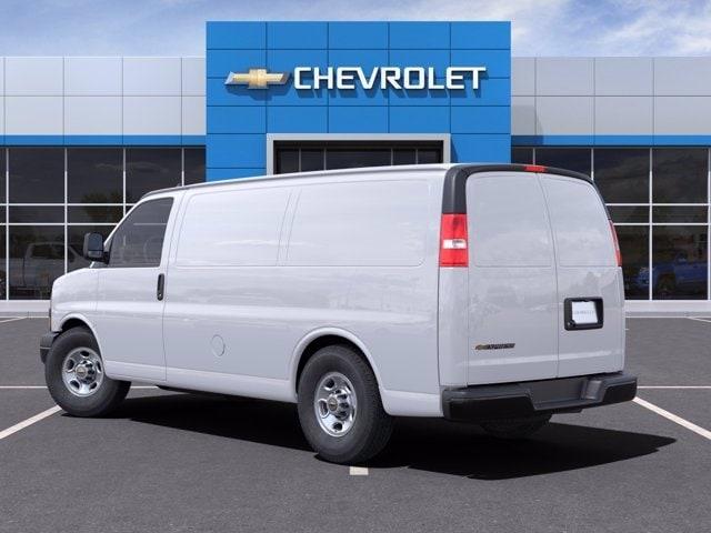 2021 Chevrolet Express 2500 4x2, Empty Cargo Van #M1178123 - photo 4