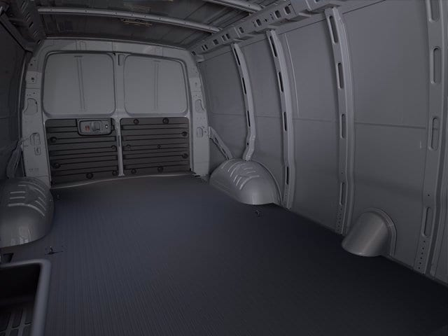 2021 Chevrolet Express 2500 4x2, Empty Cargo Van #M1178123 - photo 14