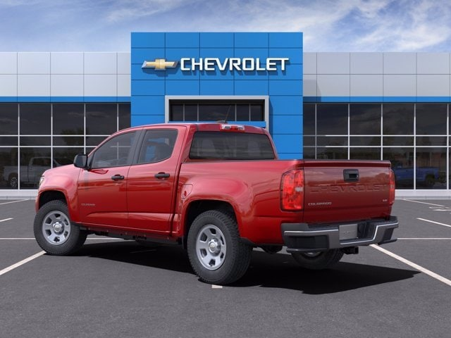 2021 Chevrolet Colorado Crew Cab 4x2, Pickup #M1181733 - photo 4