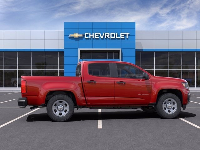 2021 Chevrolet Colorado Crew Cab 4x2, Pickup #M1181733 - photo 5