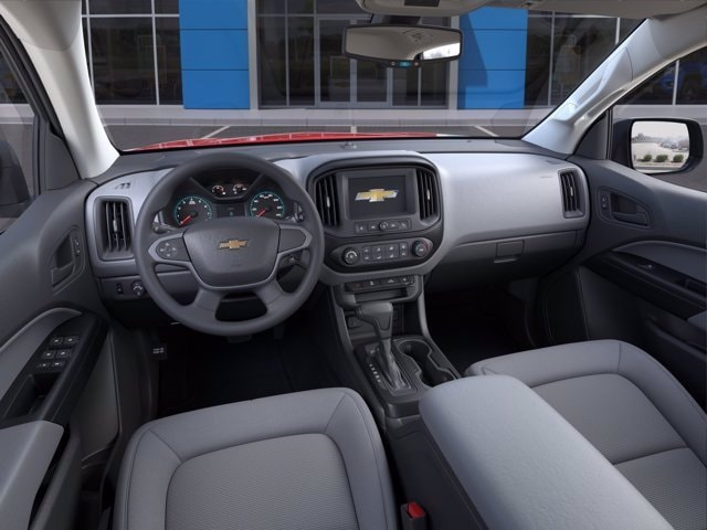 2021 Chevrolet Colorado Crew Cab 4x2, Pickup #M1181733 - photo 12