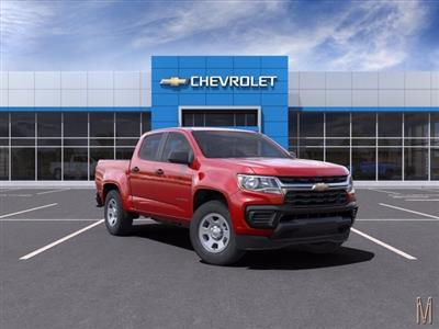 2021 Chevrolet Colorado Crew Cab 4x2, Pickup #M1181733 - photo 1