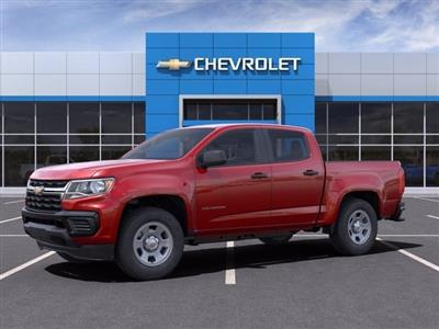 2021 Chevrolet Colorado Crew Cab 4x2, Pickup #M1181733 - photo 3