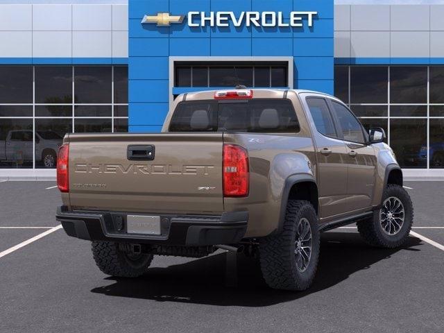 2021 Chevrolet Colorado Crew Cab 4x4, Pickup #M1193753 - photo 2