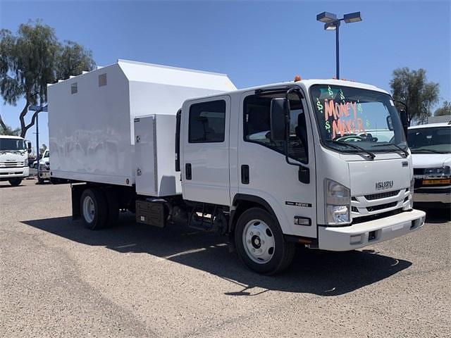 2021 Isuzu NRR 4x2, Sun Country Truck Chipper Body #M7302993 - photo 5