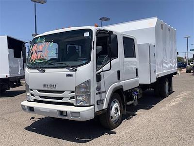 2021 Isuzu NRR 4x2, Sun Country Truck Chipper Body #M7302993 - photo 4
