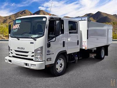 2021 Isuzu NQR Crew Cab 4x2, Drake Equipment Landscape Dump #M7901104 - photo 1