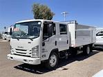 2021 Isuzu NQR Crew Cab 4x2, Drake Equipment Landscape Dump #M7901104 - photo 3