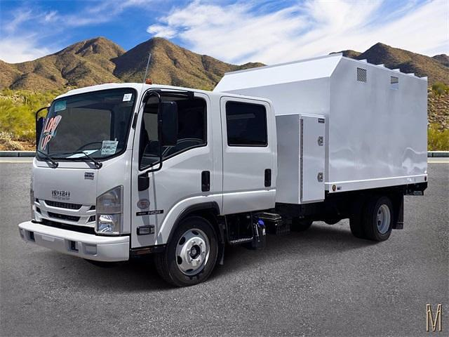 2021 Isuzu NQR Crew Cab 4x2, Sun Country Truck Chipper Body #M7901193 - photo 1