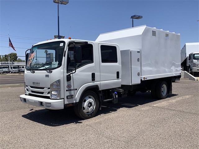 2021 Isuzu NQR Crew Cab 4x2, Sun Country Truck Chipper Body #M7901193 - photo 3