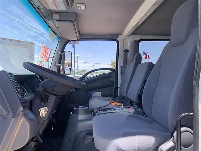 2021 Isuzu NQR Crew Cab 4x2, Sun Country Truck Chipper Body #M7901193 - photo 21
