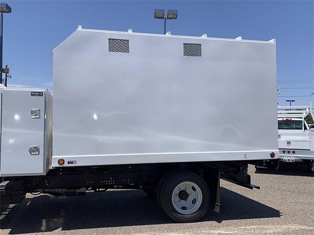 2021 Isuzu NQR Crew Cab 4x2, Sun Country Truck Chipper Body #M7901193 - photo 8