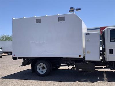 2021 Isuzu NQR Crew Cab 4x2, Sun Country Truck Chipper Body #M7901193 - photo 9