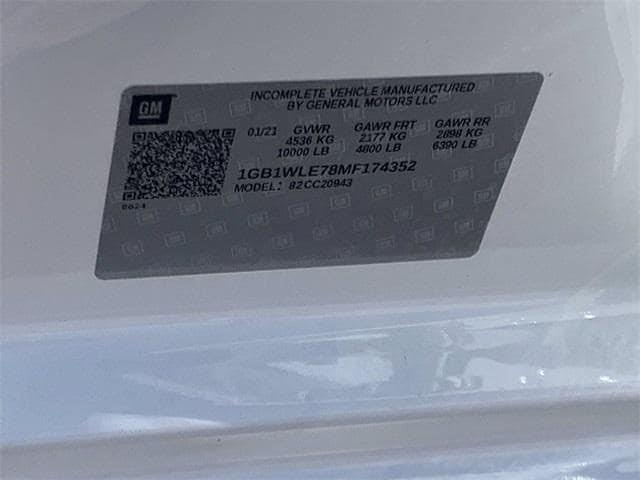 2021 Chevrolet Silverado 2500 Crew Cab 4x2, Scelzi Contour Service Body #MF174352 - photo 19