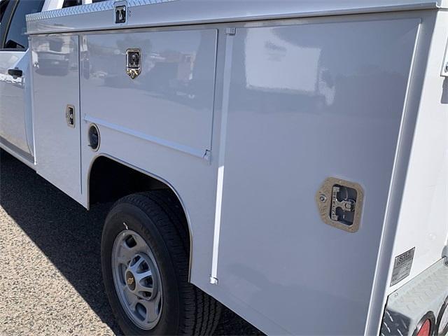 2021 Chevrolet Silverado 2500 Crew Cab 4x2, Scelzi Signature Service Body #MF176085 - photo 20